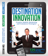 DESTINATION INNOVATION – Book Cover